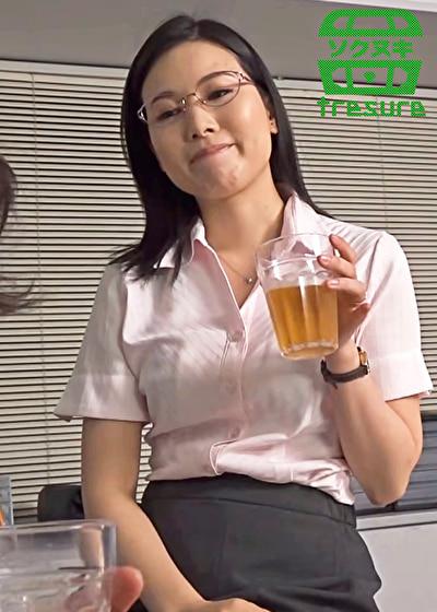【メガネ】上司と二人っきり・・ 7